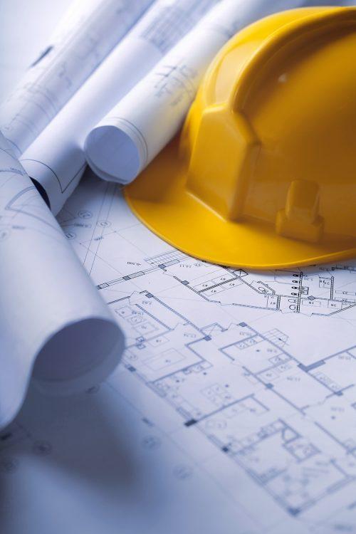 Construction, Blueprint, Work Tool.